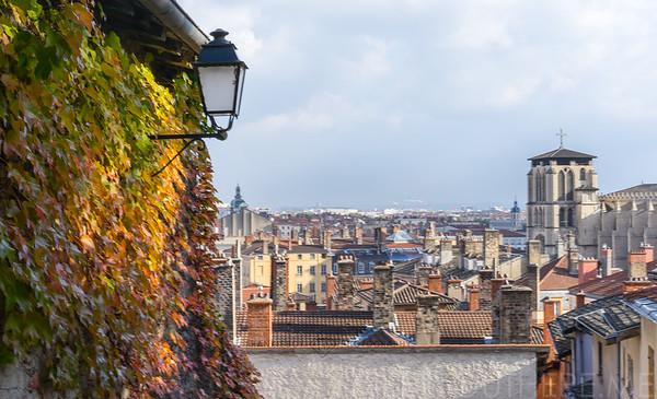Fall in Praha