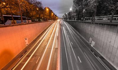 City Trails in Paris