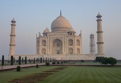 View two Taj Mahal