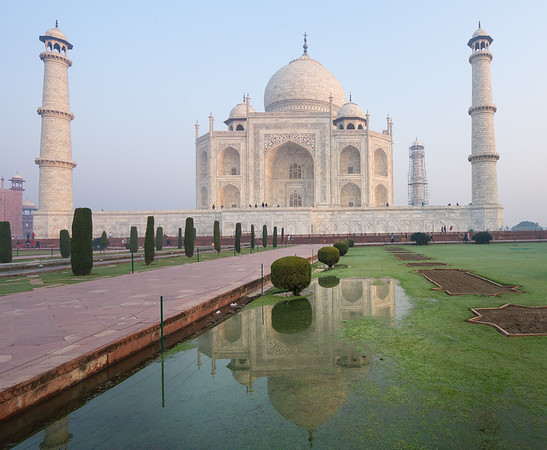 Frankieboy Photography |  The Taj Mahal