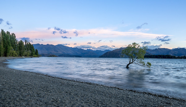 Good Morning Lake Wanaka