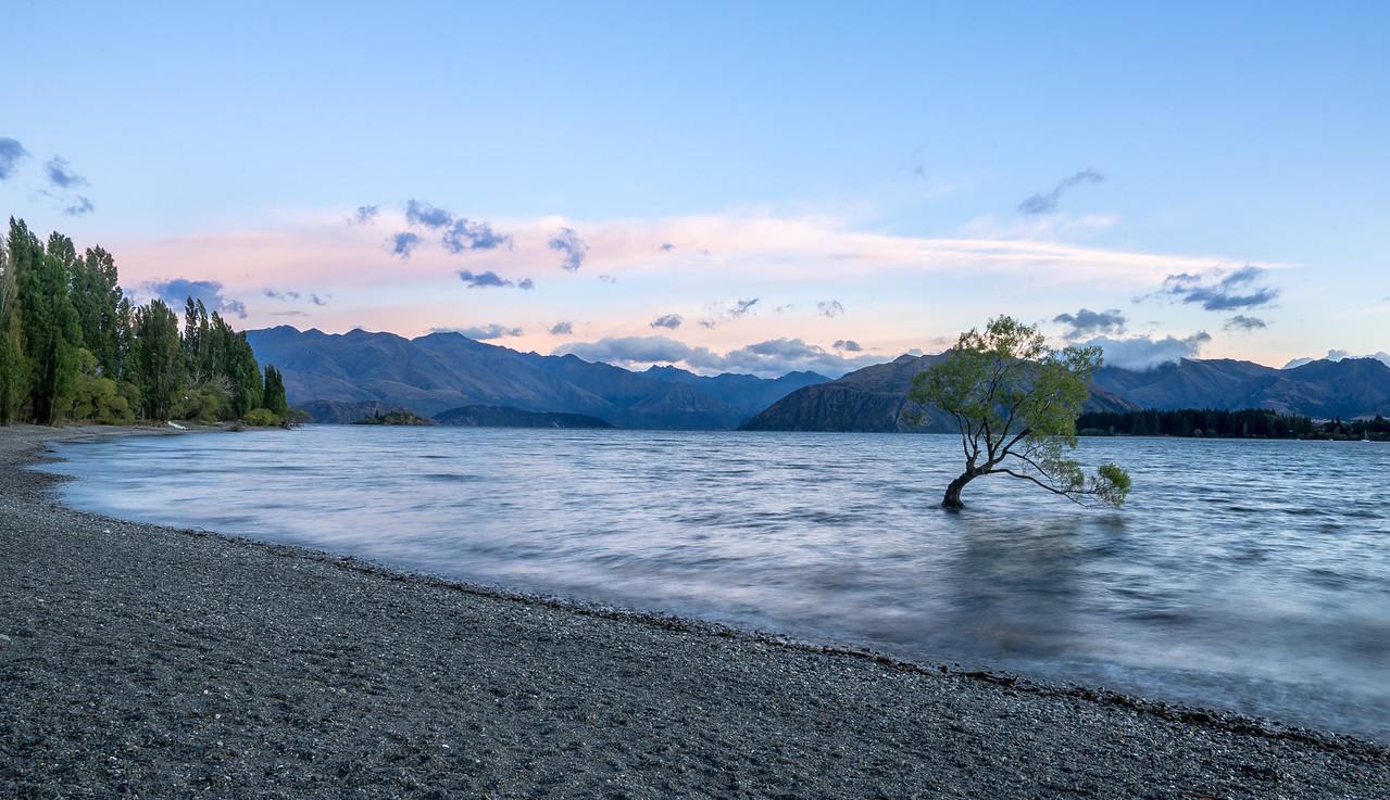 Good Morning Lake Wanaka