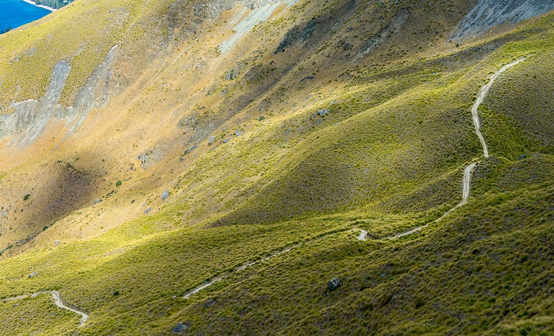 Roy's Peak Track, Wanaka, New Zealand