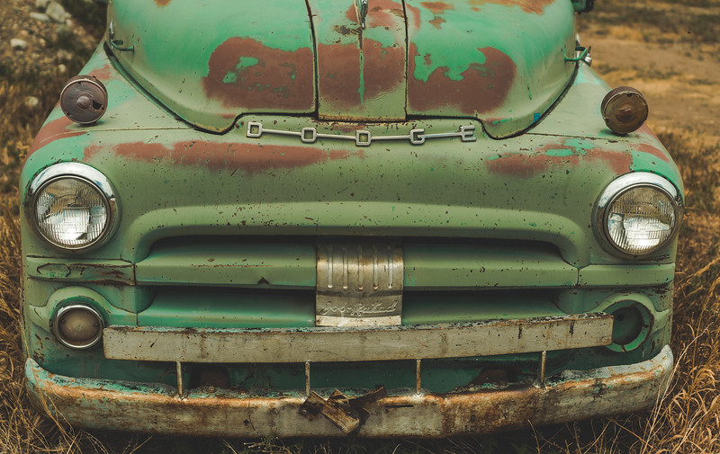 Frankieboy Photography |  Rustic Dodge