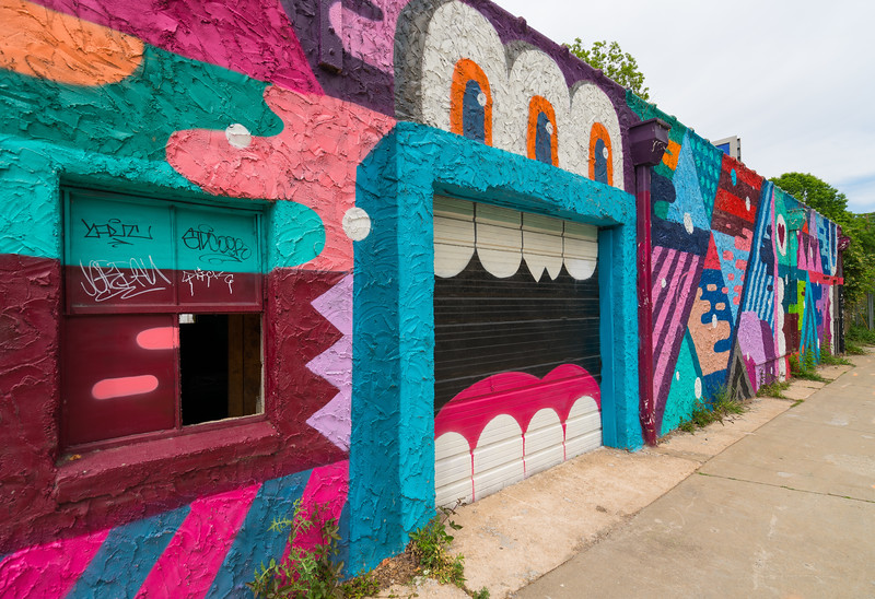 Frankieboy Photography |  Graffiti in Atlanta