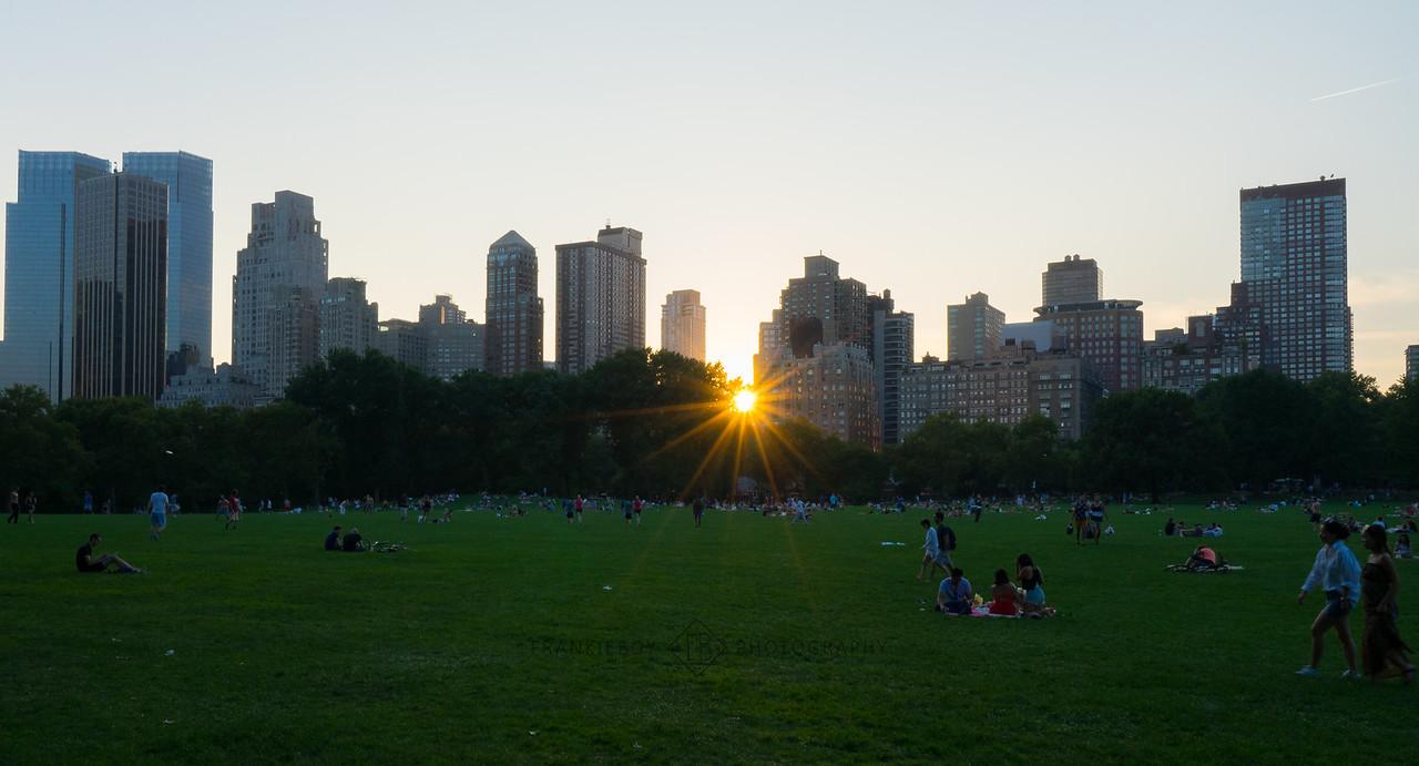 Central Park Sunstar