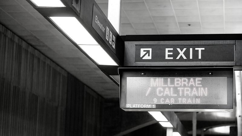 The Caltrain