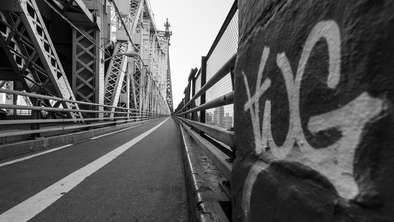 Bridge to NYC