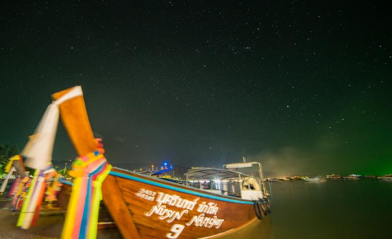 Stars over Koh Phi Phi