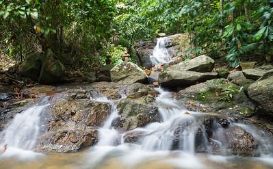 Ton Sai Waterfall, Phuket, Thailand