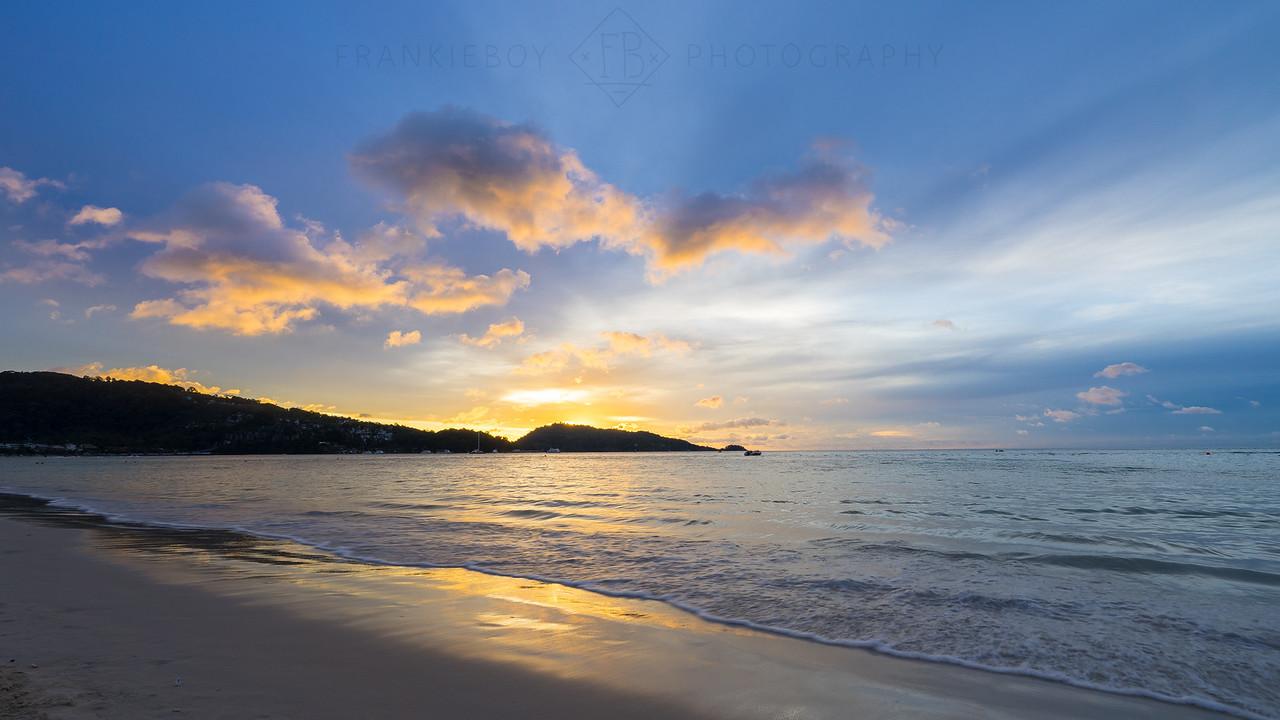 Sunset Phuket