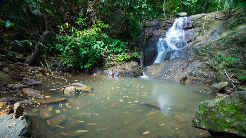 Kathu Waterfall, Phuket, Thailand