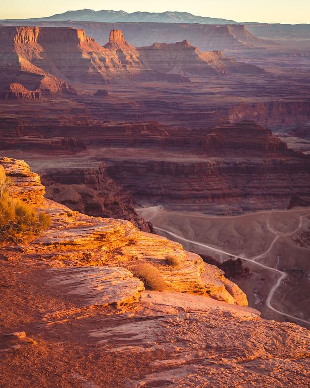 Amber Gold Rocks   Travel Photography Exploring Utah