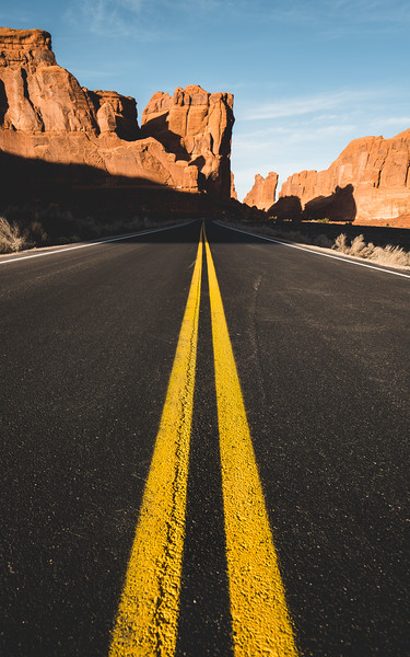 Road To The Arches | Travel Photography Exploring Utah