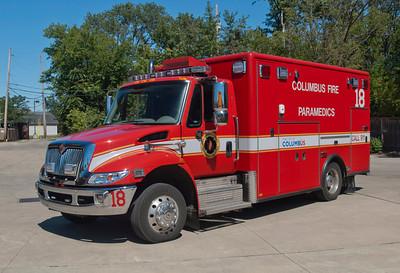 CFD M-18 2013 Horton IH-Navistar Duramax a