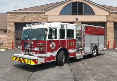 Jefferson Twp Fire Dept E-141