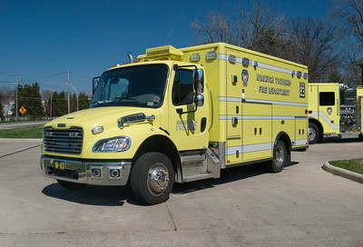 Norwich Twp FD M-83 2014 Horton Freightliner M2-106 a