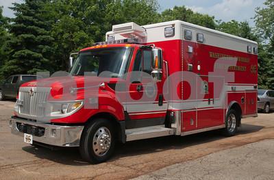 Washington Twp FD M-95 2012 Horton IH Terrastar aaa