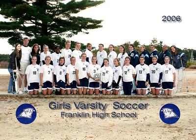 FHS Girls Varsity Soccer 2006