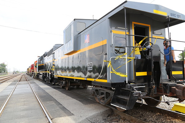 Franklin Park Railroad Daze