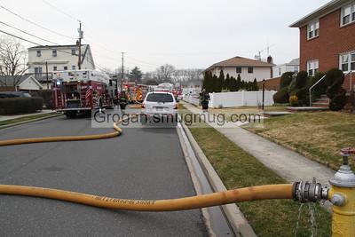 Stewart St House Fire 3/16/12