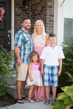 The Stevens Family