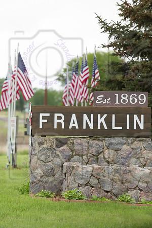 Franklin Memorial Day 2015