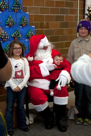 Santa Day 2015