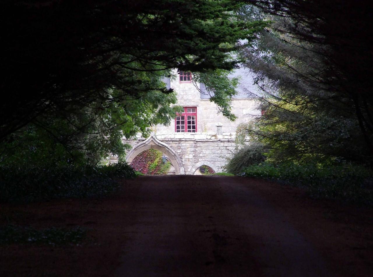 Primelin - Manoir de Lezurec - September 2012