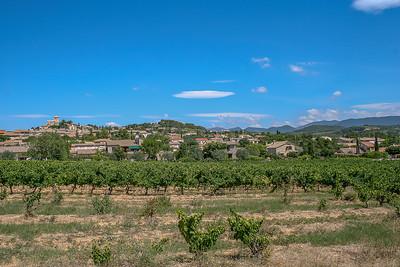 De Wijnstreek rond Vinsobres Gigondas