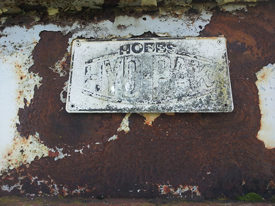 Hobbs Hyd-Pak Badge