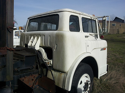 Ford C-Series/Alexander Chain Roll Off