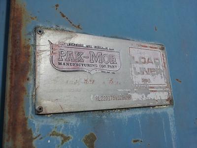 Pak Mor Load Liner Badge