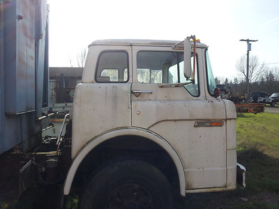 70's era Ford C-Series Cab