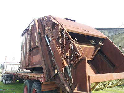 3/4 view of Load Liner Load Liner Packer Body