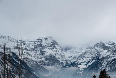 Blick auf den Linthgletscher