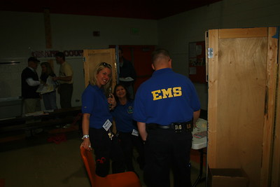 Just a few of some of our valuable EMS vol,unteers