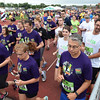 Families Against Narcotics Run Drugs Out of Town 5K Walk/Run and 10K Run at Fraser High School. David Dalton - For The Macomb Daily