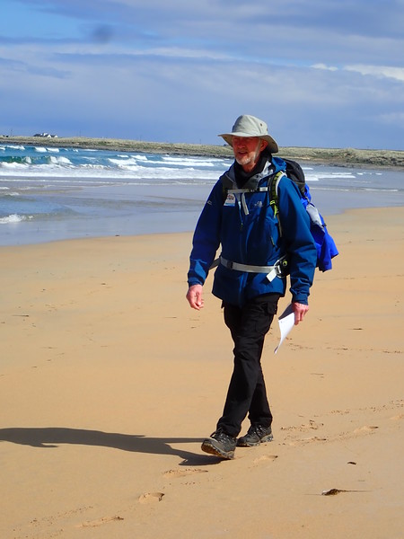 The Coastal Path Walk!