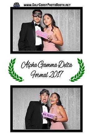Alpha Gamma Delta Formal 2017