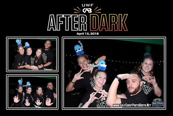 UWF CAB After Dark Homecoming 2018