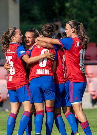 Frauen FC Basel versus GC Zürich  - © Klaus Brodhage(15)