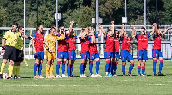 Frauen FC Basel versus GC Zürich  - © Klaus Brodhage(2)