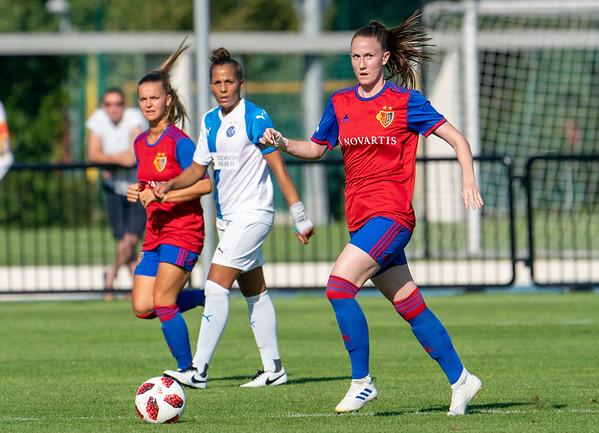 Frauen FC Basel versus GC Zürich  - © Klaus Brodhage(21)