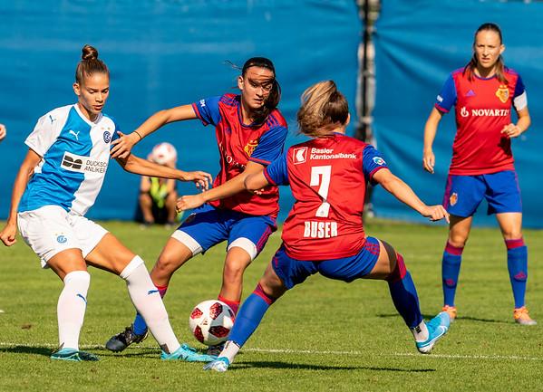 Frauen FC Basel versus GC Zürich  - © Klaus Brodhage(8)