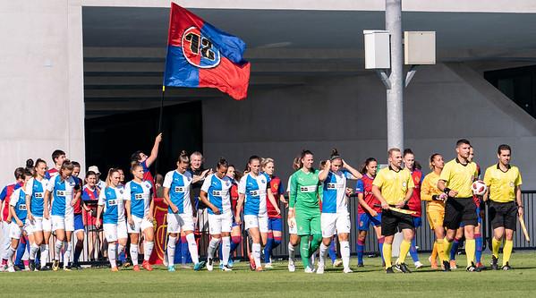 Frauen FC Basel versus GC Zürich  - © Klaus Brodhage(1)