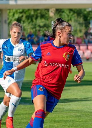 Frauen FC Basel versus GC Zürich  - © Klaus Brodhage(23)