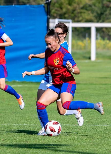Frauen FC Basel versus GC Zürich  - © Klaus Brodhage(4)
