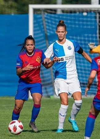 Frauen FC Basel versus GC Zürich  - © Klaus Brodhage(11)