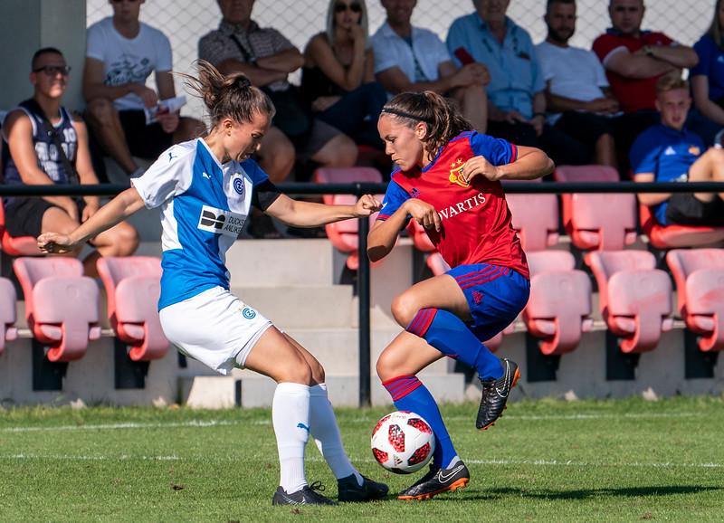 Frauen FC Basel versus GC Zürich  - © Klaus Brodhage(10)